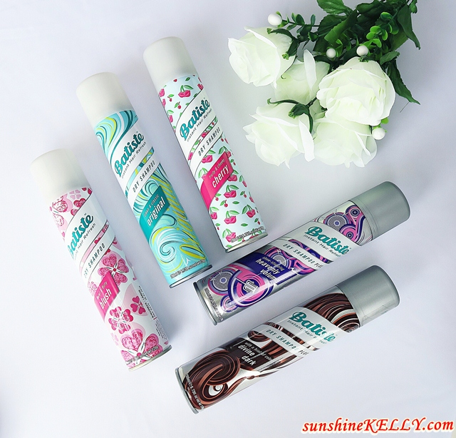Batiste Dry Shampoo Review Instant Hair Refresh