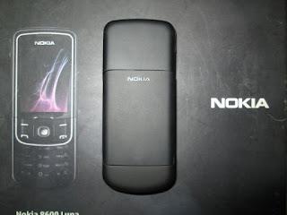 Hape Jadul Langka Nokia 8600 Luna Mulus Kolektor Item