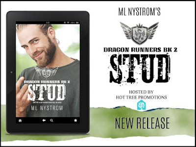 Stud By ML Nystrom - A Good Book Can Change Your View For Life