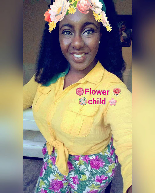 h&m pants, florals, summer outfits, crochet braids, floral pants, happy girl, snapchat, flower child