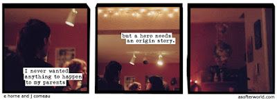 A Softer World by Emily Horne and Joey Comeau.