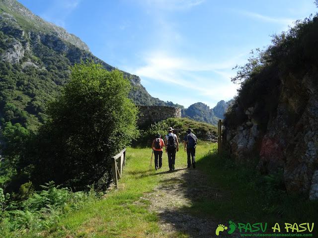 Pasada del Picayo: Mirador