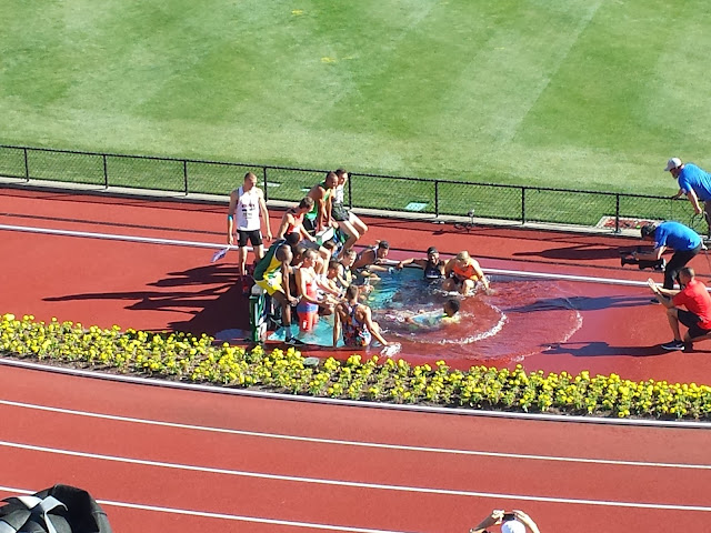 US Track and Field Trials 2016 - Decathlon water pit