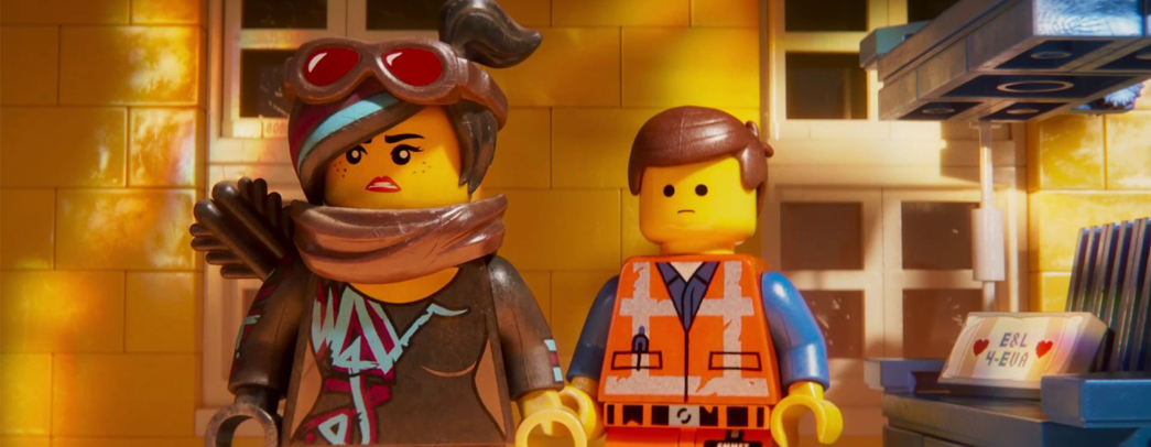 The Lego Movie 2: The Second Part | Animation, Action, Adventure | 8 February 2019 (USA)