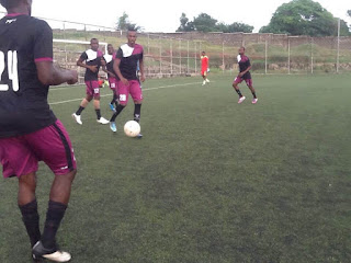 """Amateur Team Held Kano Pillars At Gold Cup Preseason Tourney   Gold Cup tourney defending champions, Kano Pillars started the tournament with a disappointing goalless draw against a 10-man FC Ebedei.   The Sai Masu Gida took the game to the Nationwide League One team but they showed their resilience as they held the former Nigeria Premier League side to a first half draw.   The second half saw a better response from both teams with Pillars creating most of the chances, but the Oliseh Boys back line was brilliant as they kept Gambo Mohammed, Amos Gyang and other players at bay.   The championship recorded its first red card after FC Ebedei's winger, Chukwurah Dubem fouled Pillars striker in a needless tackle in the 78th minute.   A brilliant FC Ebedei who then soaked the pressure till the 84th minute would have conceded their first goal but Kano Pillars Chinedu Oyinnono blasted his shot wide.   The Oliseh Boys held their lines firm as the game ended 0-0 to the dismay of Pillars who showed some Nigeria Premier League stuff to the amusement to the fans who shared their support for both teams.   Head Coach of FC Ebedei, Babatunde Oladeinde expressed his delight at his players as they gave a good account of themselves.   """"It was a tough game, my players did well. They showed resilience as they didn't let last year's 2-0 result affect them in their play today.""""   """"I rate my team 70% as they created good number of chances like Pillars, but sincerely Pillars showed why they are the big boys of the elite division.""""   """"We deserve to be where we are at the moment, but we let the players show signs of zealousness, so we are going to take the other group games as they come.""""   FC Ebedei leads Group A with 4points from two games, followed by MFM FC with 3points and Pillars 1point."""