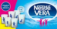 Logo Nestlè Vera ti regala i bicchieri Bormioli Rocco