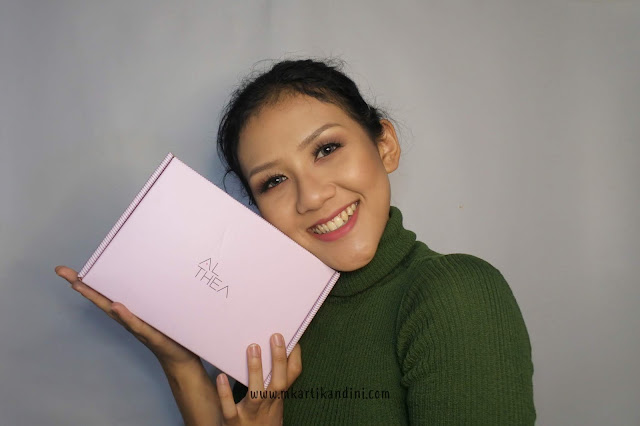 Pengalaman Belanja Make Up Skin Care Korea di Althea