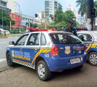 Região Leste de Goiânia (GO) recebe base da Guarda Civil Metropolitana