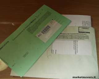 Raccomandata atti giudiziari 76 77 78: di che si tratta?