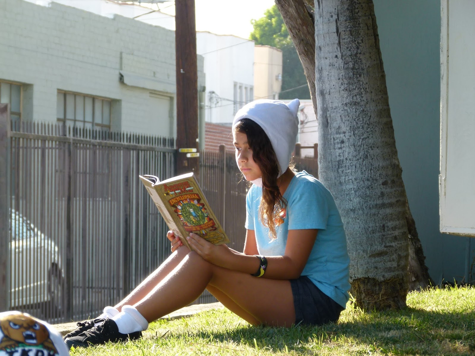 Things To Do In Los Angeles: Adventure Time Encyclopaedia