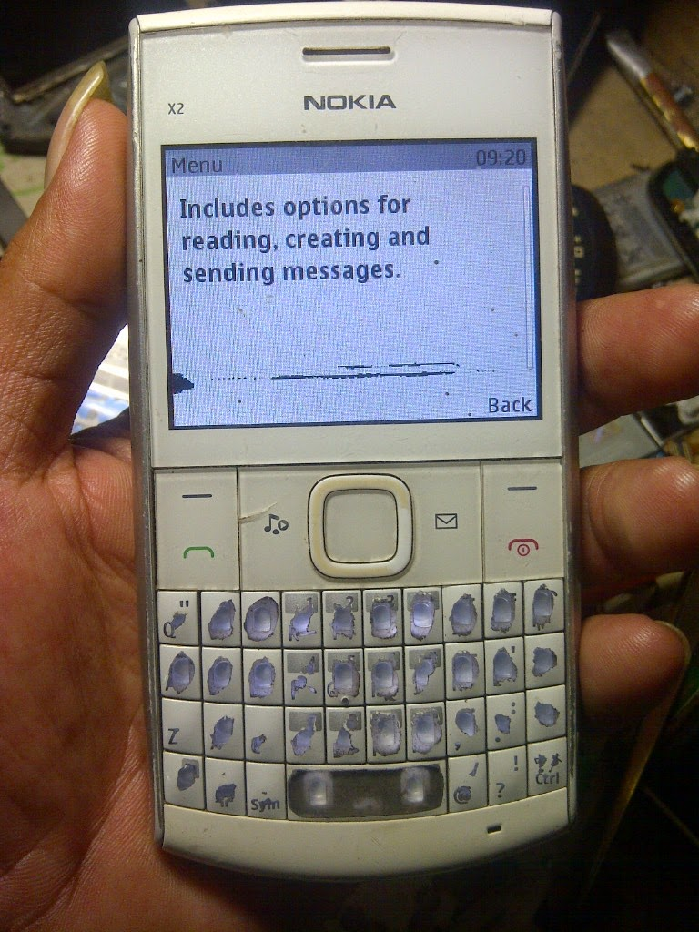 Solusi Nokia X2-01 Otomatis mati sendiri