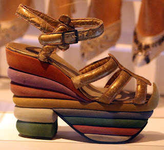 Photo of The Rainbow shoe