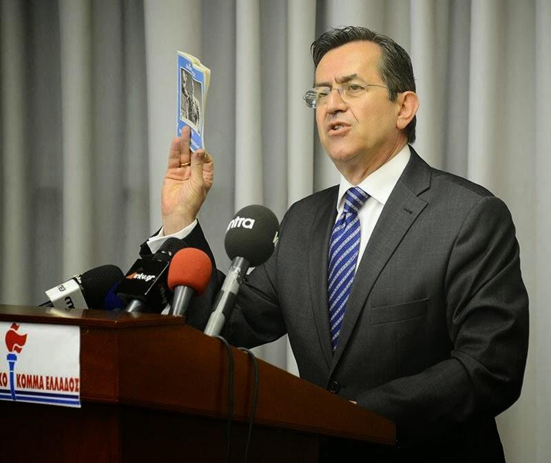 Νικολόπουλος για την υποψηφιότητα της συζύγου του στο ευρωψηφοδέλτιο της «Ένωσης»
