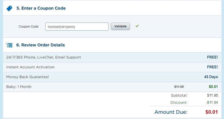 hostgator hosting coupon code 1 cent