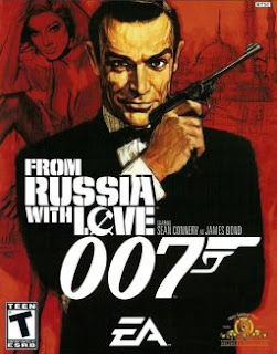 007: From Russia with Love cover