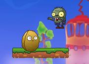 juego Saltos Plants Vs. Zombies