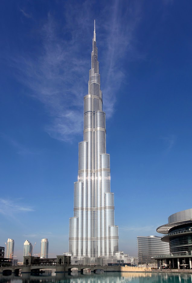 Top Five Tallest Buildings In The World Explore Amazing