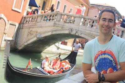 Gondola in Venezia