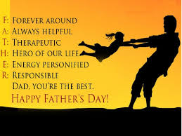 Happy Fathers Day Poems 2017