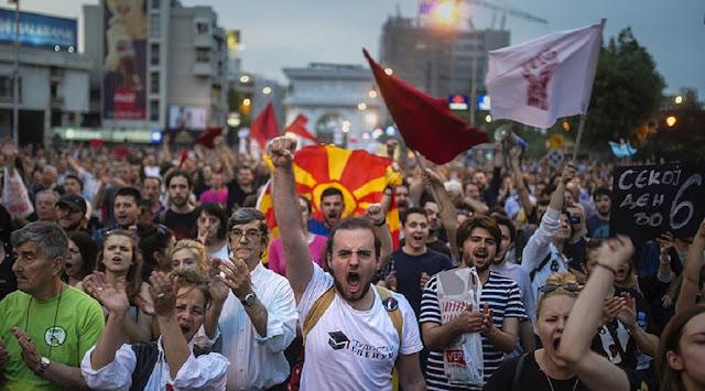 Δύσκολα θα σβήσει η φωτιά στα Βαλκάνια μεταξύ Αλβανών και Σλάβων