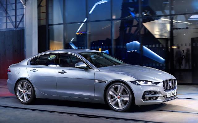 Novo Jaguar XE 2019