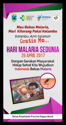 Hari Malaria Sedunia Tahun 2017