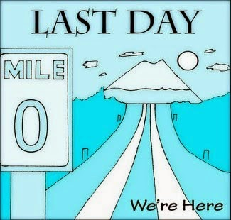 Last day, The end, Death, End of life