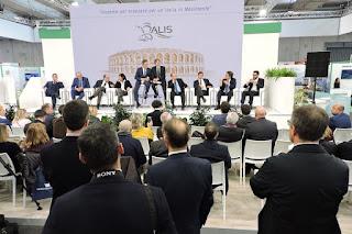 Transpotec 2019. Sostenibilità e infrastrutture al centro del convegno Alis