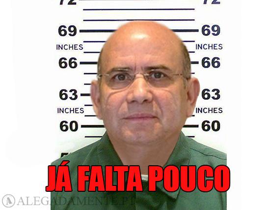 Imagem de Duarte Lima Preso – Já Falta Pouco