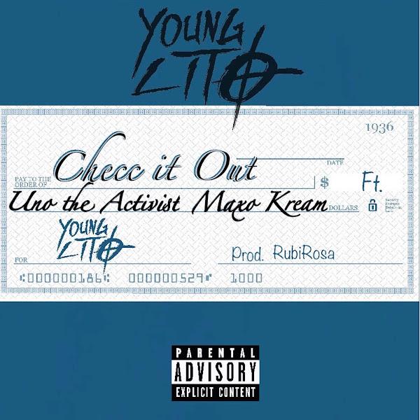Young Lito - Checc It Out - Single Cover