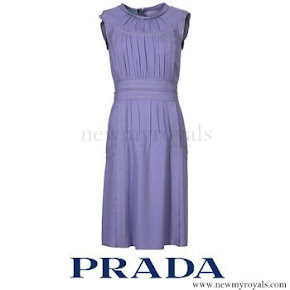 Crown Princess Victoria wore PRADA Dress