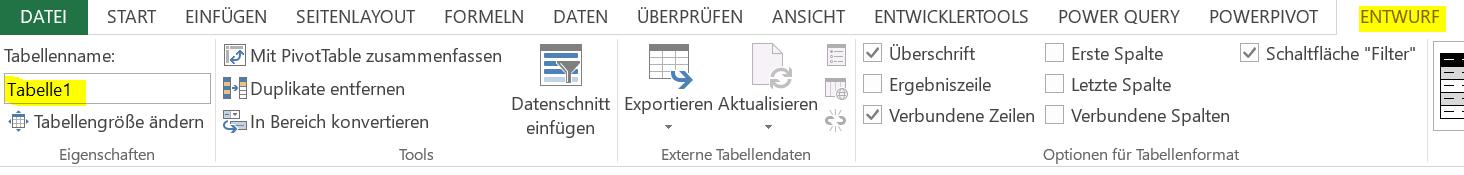 Power Query, mehrere Tabellen innerhalb einer Excelmappe in eine ...