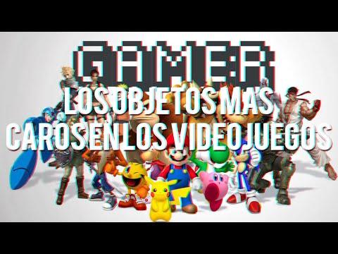 los-objetos-mas-caros-video-juegos
