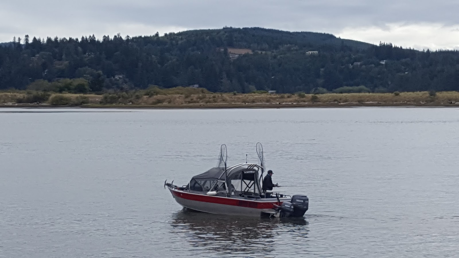 Eas on down the road coos bay cape arago shore acres for Coos bay fishing
