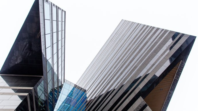 Wallpaper: Sharp Architecture in Stockholm