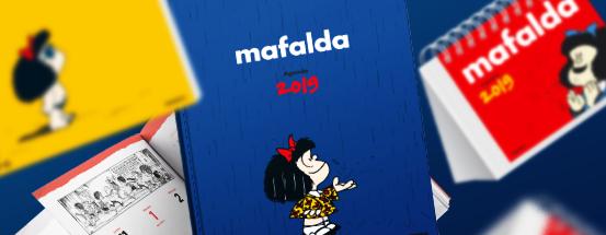 AGENDAS 2019  GRANICA MAFALDA