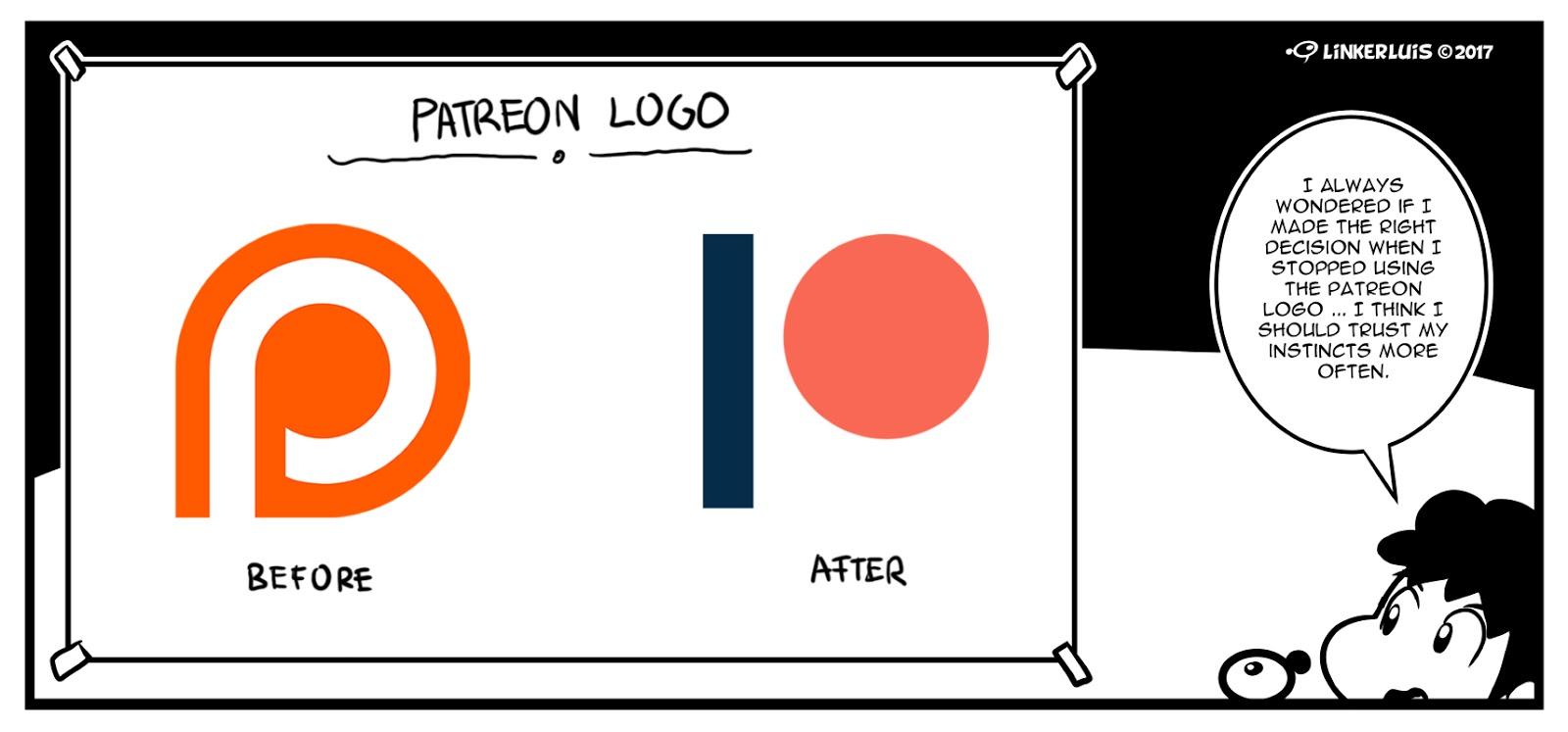 20 Patreon New Logo   Icon Logo Design
