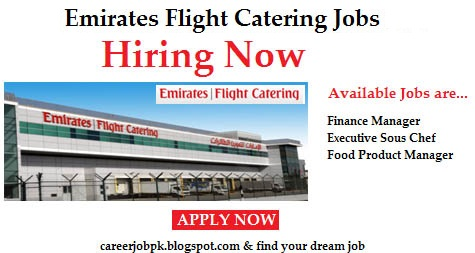 Latest jobs in Emirates Flight Catering Dubai