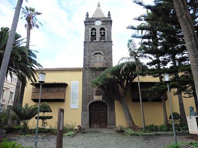 Patrimonio de la Humanidad en Europa y América del Norte. España. San Cristóbal de La Laguna.