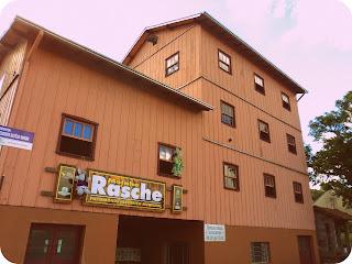 Moinho Rasche, em Nova Petrópolis