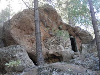 Gran Canaria 2015 grotta