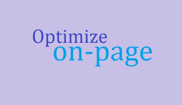 On-Page SEO: Optimizing Pages and Website Content for Search Engines