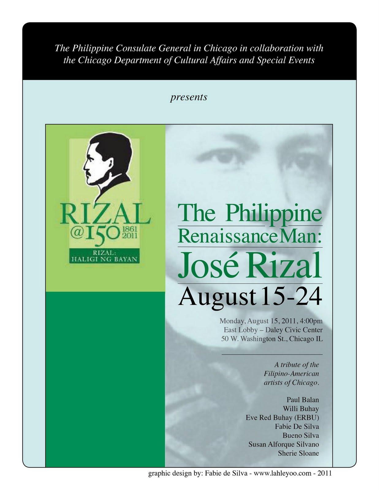 The Morning Artist: Philippine Renaissance Man in Chicago