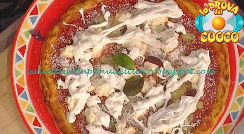 Pizza tonda ai 4 latti e pomodoro ricetta Sorbillo da Prova del Cuoco