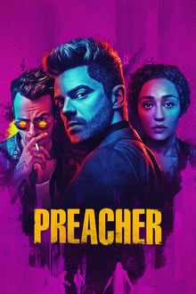 Preacher 4x08