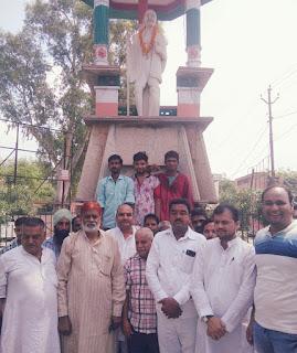 Congress Workers Active Firozabad Uttar Pradesh