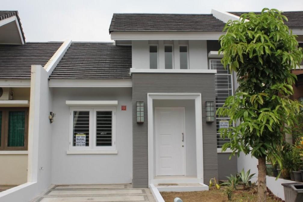 3 Contoh Warna Cat Rumah Minimalis Modern