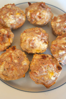 Turkey Meatloaf Cups: Savory Sweet and Satisfying