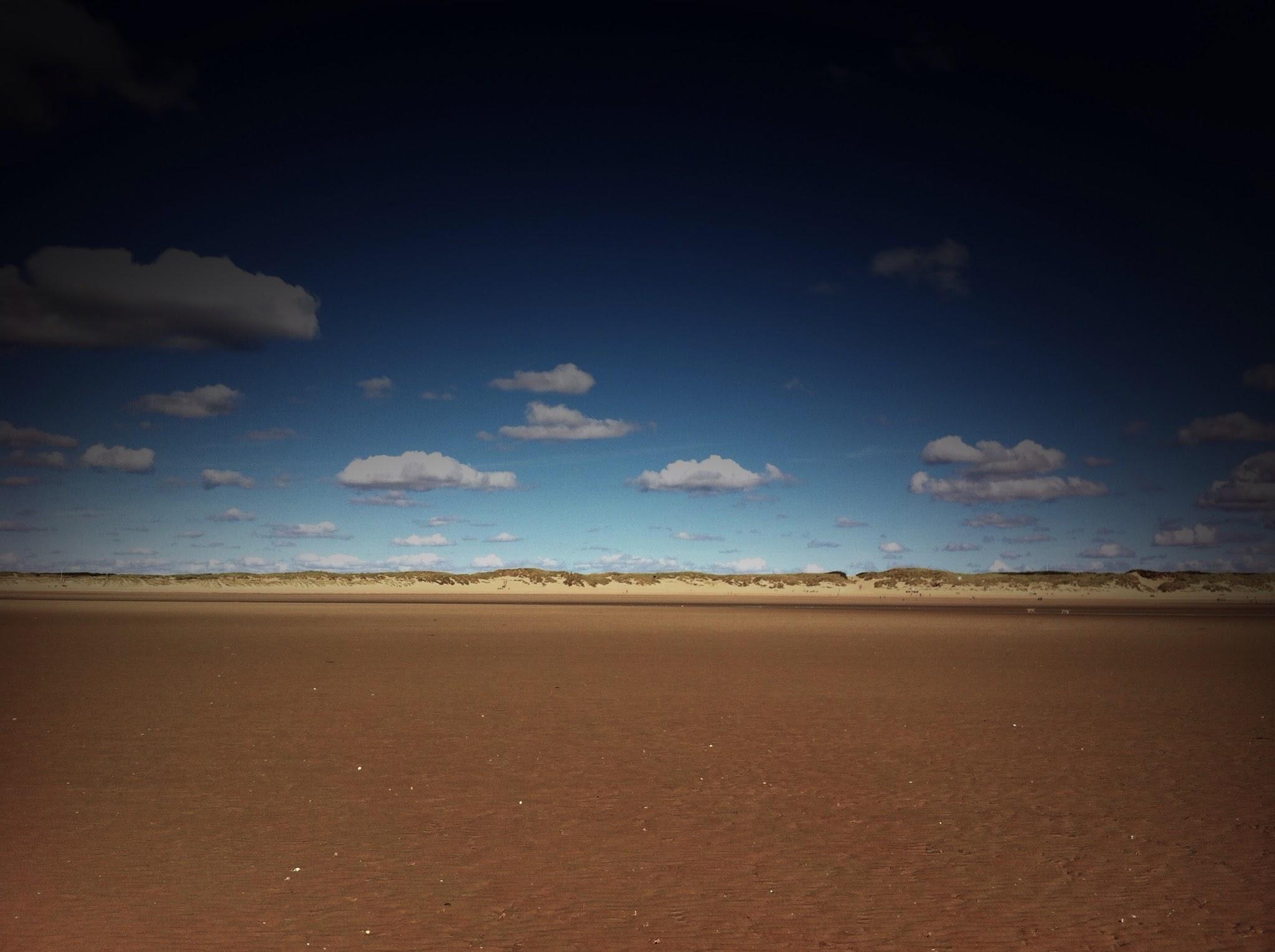 空の壁紙:青空の壁紙画像
