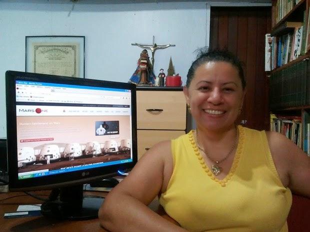 Sandra Maria Feliciano Silva - Marte